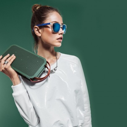B&O BeoPlay A2 Portable Bluetooth Speaker