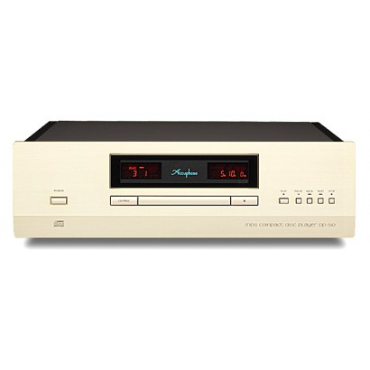 Accuphase MDS CD PLAYER DP-510_front