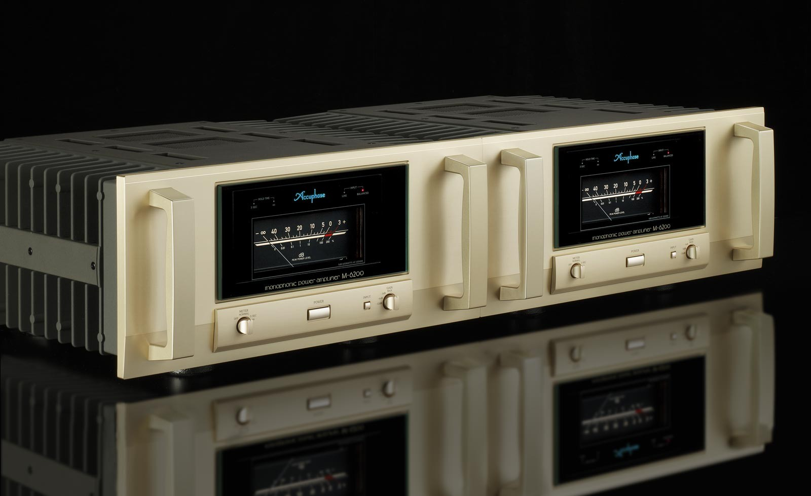 Accuphase Monophonic Power Amplifier