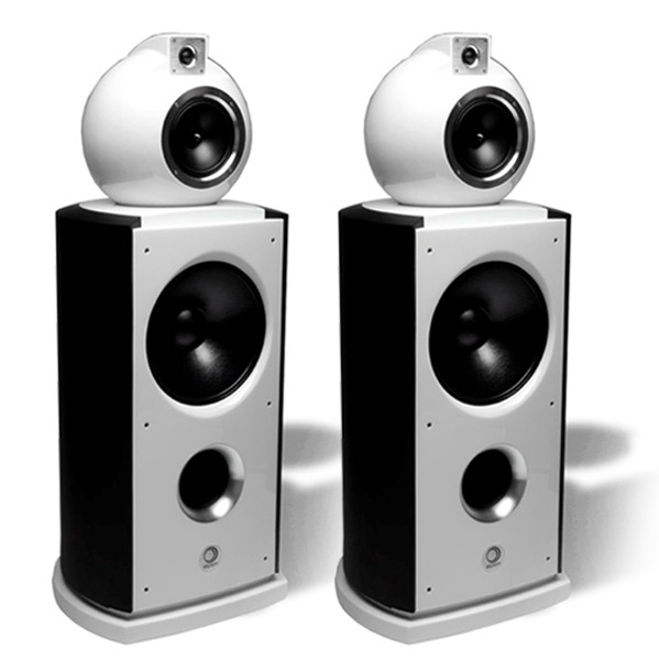 elipson 4260 high end floorstanding speakers. Black Bedroom Furniture Sets. Home Design Ideas