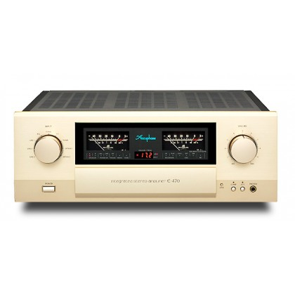 Accuphase 180W/channnel INTEGRATED STEREO AMPLIFIER E-470