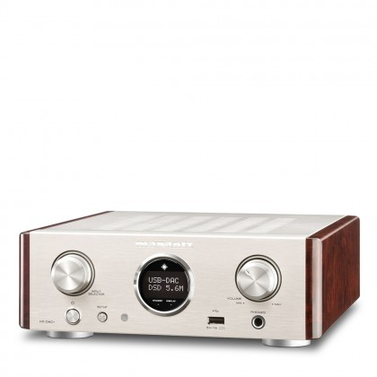 Marantz HD-DAC1 Headphone Amplifier_gold