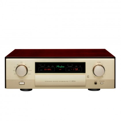 Accuphase_Stereo_Preamplifier_C_2850