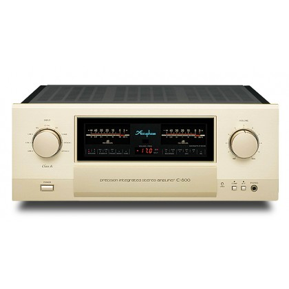 Accuphase INTEGRATED STEREO AMPLIFIER E-600_front
