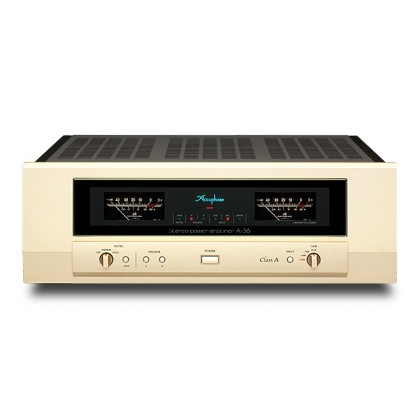 Accuphase CLASS-A POWER AMPLIFIER A-36_front