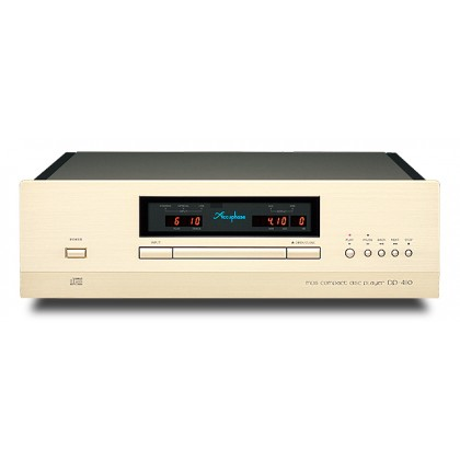 Accuphase MDS CD PLAYER DP-410_front