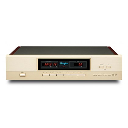 Accuphase MDSD DIGITAL PROCESSOR DC-37_front