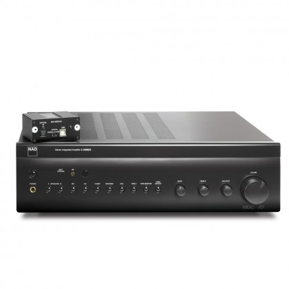 NAD C356BEE DAC2 Stereo Integrated Amplifier