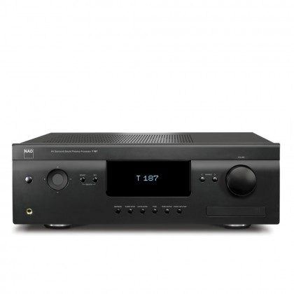 NAD_T-187-AV-Surround-Sound-Preamplifier-Front