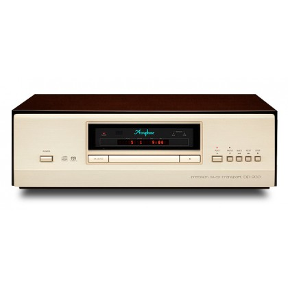 Accuphase SA-CD TRANSPORT DP-900_front