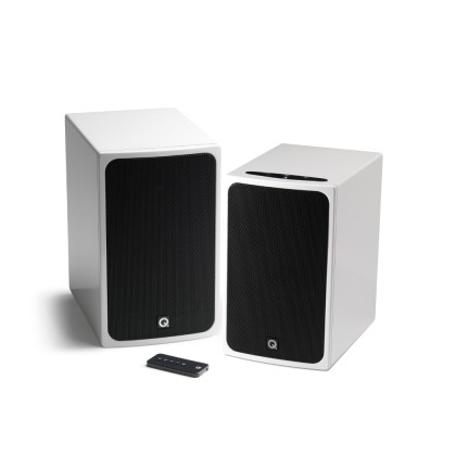 Q Acoustics BT3 Wireless HiFi Speakers
