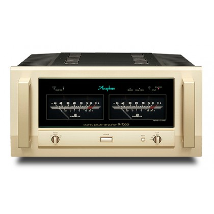 Accuphase M-7300 Stereo Power Amplifier
