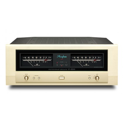 Accuphase M-4200 Stereo Power Amplifier