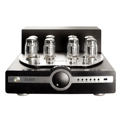 SYNTHESIS ACTION A100Titan Stereo tube amplifier