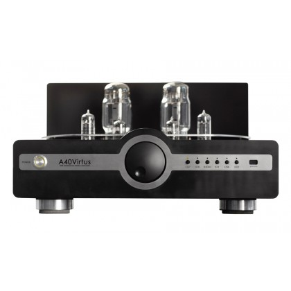 SYNTHESIS ACTION A40Virtus Stereo tube amplifier