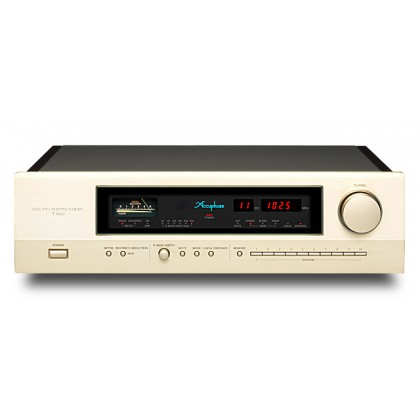 Accuphase DDS FM STEREO TUNER T-1100_front