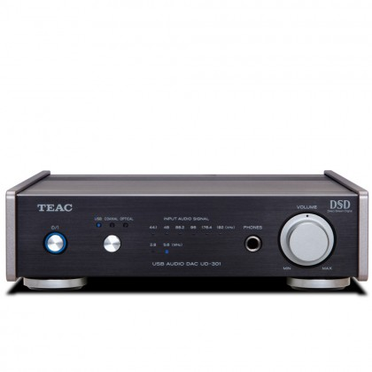 TEAC UD-301 DAC/headphone amplifier/preamp