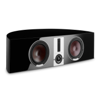 Dali EPICON VOKAL Center Speaker_black