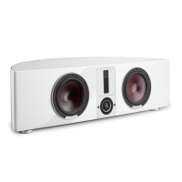 Dali EPICON VOKAL Center Speaker_white