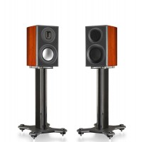 monitor_audio_pl100_II_santos_rosewood_with_stand
