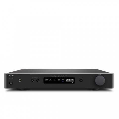 NAD C 338 Hybrid Digital Integrated Amplifier