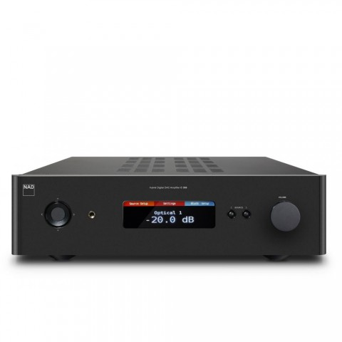 NAD C 388 Hybrid Digital DAC Amplifier